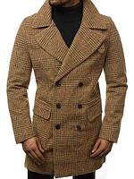Мужское демисезонное утепленное пальто