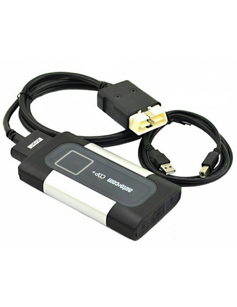Автосканер Autocom DS150E BT+USB (Одноплатный) Мультимарочный диагностический сканер Nec