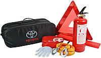 Сумка-набір автомобіліста Toyota легковий 01-080-л чорний