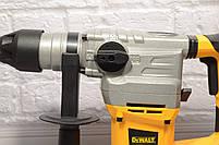 Перфоратор бочковой DeWALT D25481 / 12Дж, Регулятор оборотов удар + сверление, фото 3