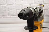 Перфоратор бочковой DeWALT D25481 / 12Дж, Регулятор оборотов удар + сверление, фото 4