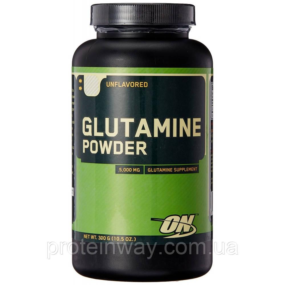 Optimum Nutrition Глютамин Glutamine Powder 300 г