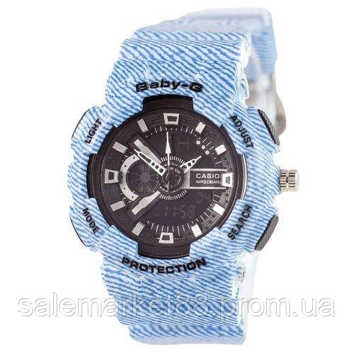 Casio Baby G GA-110 Jeans Light-Blue