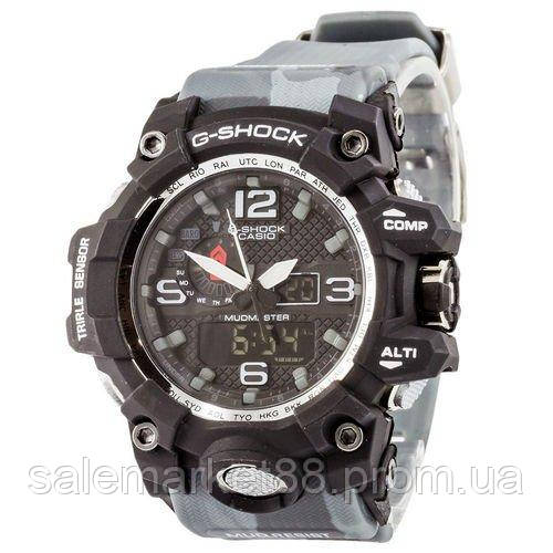 Casio G-Shock GWG-1000 Black-Gray Militari Wristband New