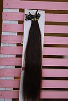 Натуральные Волосы на Капсулах, длина 50 см, количество 50 шт