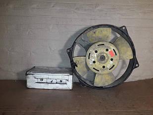 №49 Б/у Вентилятор охлаждения 7700795199 для Renault Trafic 1980-2001