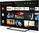 Телевизор TCL 50EP680 (4K / SmartTV / Android / PPI 1700 / Wi-Fi / Dolby Digital Plus / T2/S2) - Уценка, фото 5