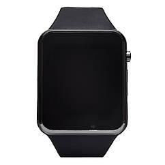Умные часы UWatch A1 Черные 8-A1-06, КОД: 359741