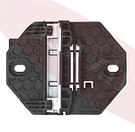 Каретка на стеклоподъемник Renault Logan 2 Symbol 3 Рено Логан 807213282R 807219302R 807218735R 807211440R