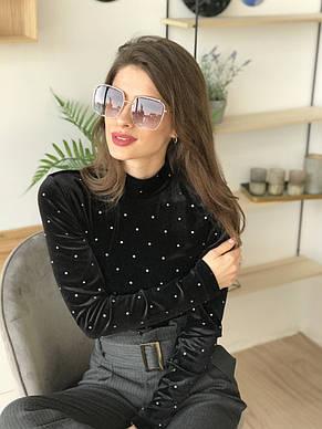 Солнцезащитные женские очки 80-219-2, фото 2