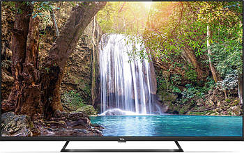 Телевизор TCL 50EP680 (4K / SmartTV / Android / PPI 1700 / Wi-Fi / Dolby Digital Plus / T2/S2) - Уценка