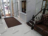 Грязезащитный ковер Париж коричневый 90х150 см