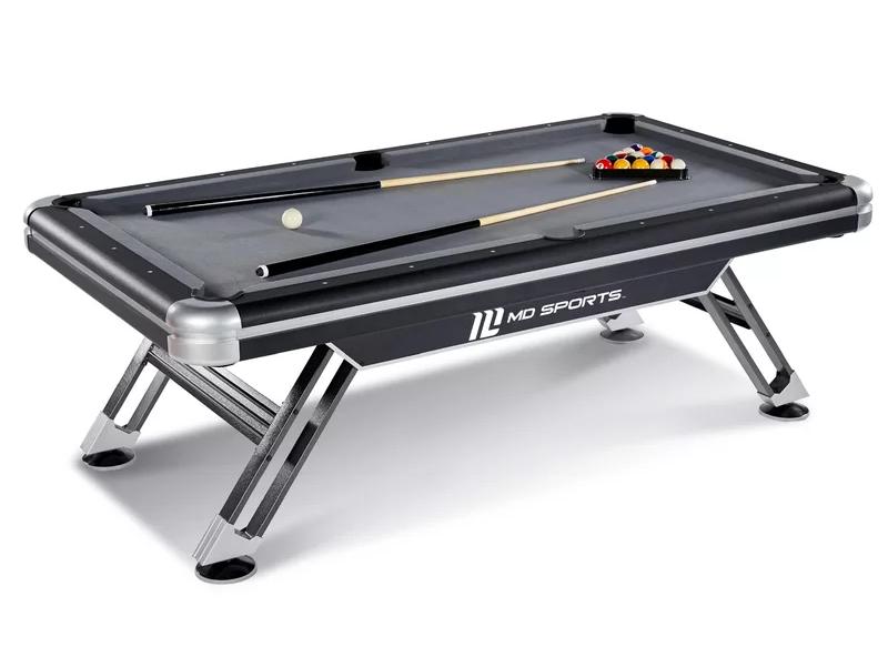 Бильярдный стол Titan 7.5' Pool американка / пул с комплектующими