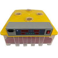 Инкубатор с автоматическим поворотом яиц MS-36/144 (інкубатор з автоматичним поворотом яєць), фото 1