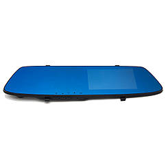 Видеорегистратор зеркало заднего вида Vehicle BlackBox Full HD 2 камеры 8-VBB-2, КОД: 351841