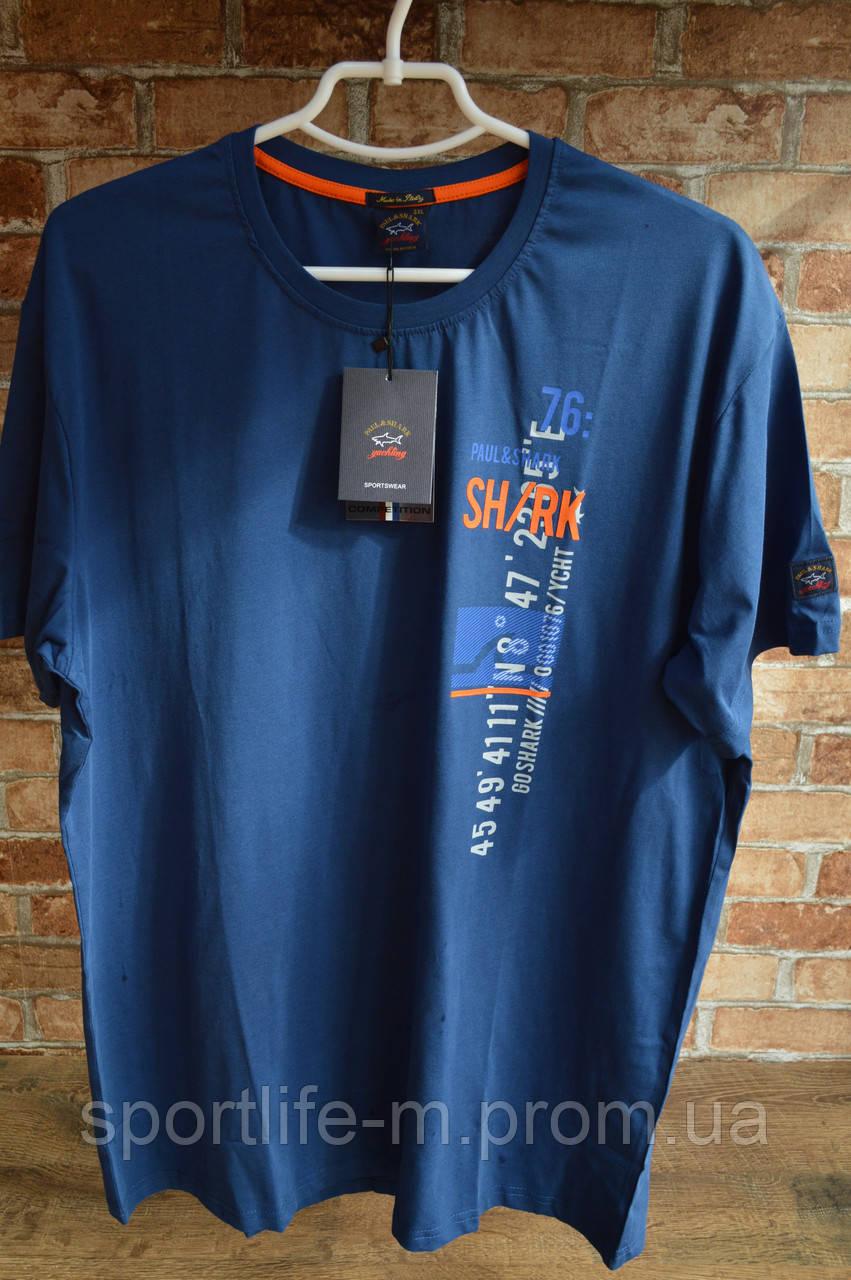 5006-мужская футболка Paul Shark-2020