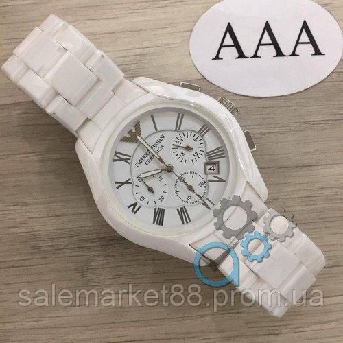 Emporio Armani AR-1400 White-Silver