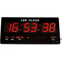 Настенные электронные часы LED Digital Clock 4622 большие