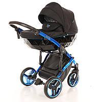 Детская коляска 2 в 1 Tako Junama Diamond Individual 02 Синяя рама 13-JDI02, КОД: 287211