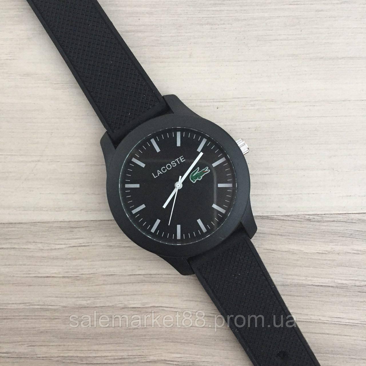 Lacoste EY001 Black