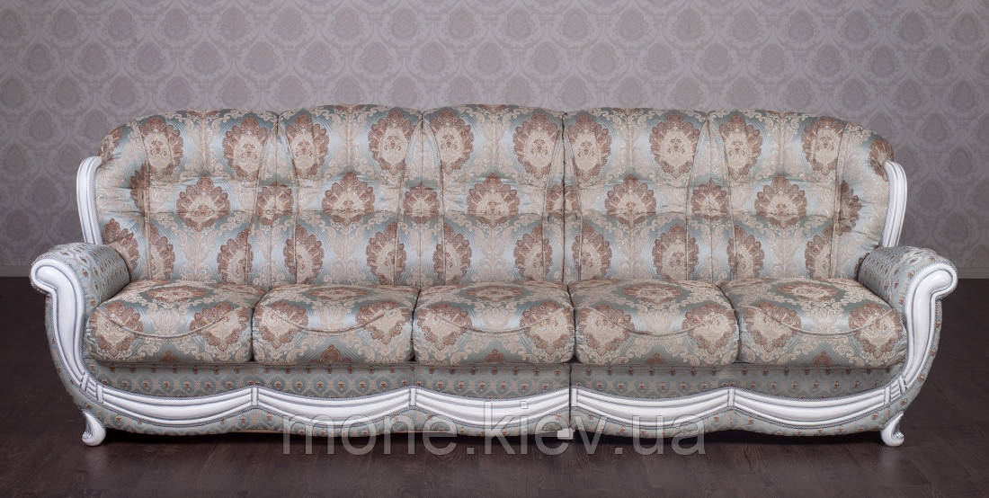 Прямой диван в классическом стиле Джове В НАЛИЧИИ