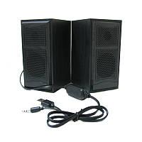 Колонки для компьютера USB FT FT-102 Black 008254, КОД: 950015