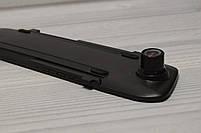 Зеркало с видео регистратором DVR L502 Full HD с камерой заднего вида, фото 4