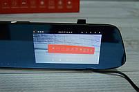 Зеркало с видео регистратором DVR L502 Full HD с камерой заднего вида, фото 7