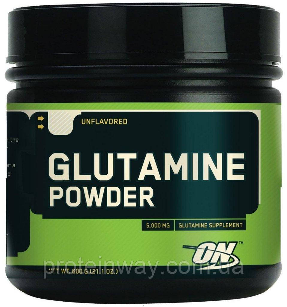 Optimum Nutrition Глютамин Glutamine Powder 600 г