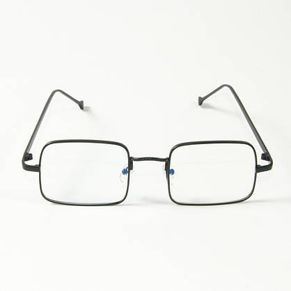 Оптом квадратные имиджевые очки ретро-модель (арт. 10-6297/5), фото 2