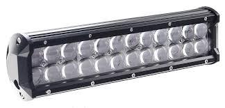 Автофара(24 LED) 5D-72W mix6000К (противотуманка) 6000К (фара на крышу)+ПОДАРОК!