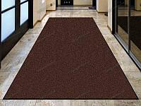 Грязезащитный ковер Париж коричневый 90х200 см