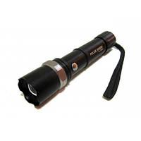 Фонарик ручной тактический Bailong Police BL-8625 USB 30000W, ручной фонарик bailong, трехрежимный фонарик