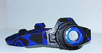 Фонарик налобный мощный BAILONG BL-6816 15000W, фонарь на голову Police Bailong, яркий налобный фонарь