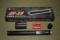 Электрошокер парализатор HY-X8 Police, мощный электрошокер парализатор, мощный парализатор, электрошокер x8