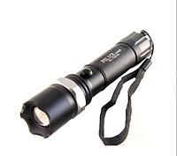 Тактический ручной фонарик BL 8626 20000W, полицейский фонарь LED Pоlice Bailоng, мощный ручной фонарь