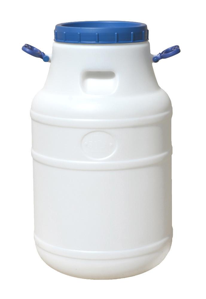 Бидон пластиковый 50 л пищевой