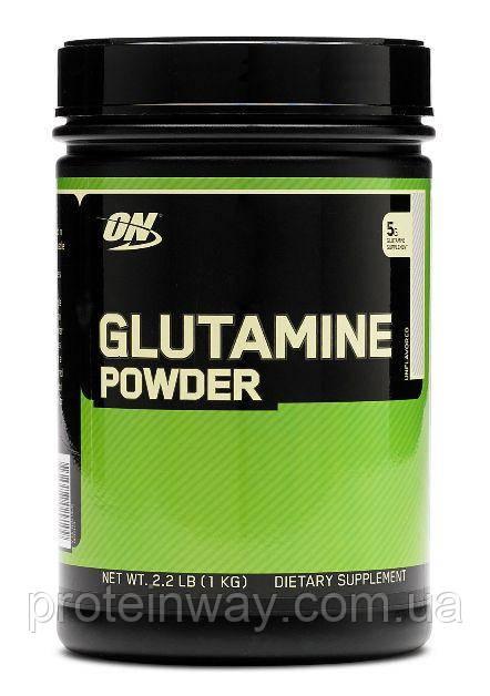 Optimum Nutrition Глютамин Glutamine Powder 1000 г