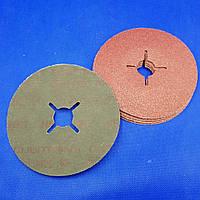 3M 27628 - Фибровые шлифовальные круги 982С CUBITRON II, 125Х22мм, P80+