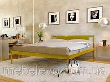 Кровать Флай Нью без изножья  двуспальная 180  Метакам, фото 2