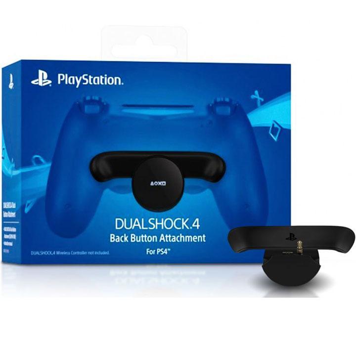 Адаптер-модуль Sony PlayStation 4, с дополнительными лепестками для DualShock 4 Back Button Attachment