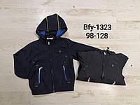 Ветровка для мальчиков оптом, Glo-story, 98-128 см,  № BFY-1323