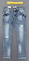 {есть:4 года 104 СМ} Джинсовые брюки для девочек S&D,  Артикул: DT156 [4 года 104 СМ]