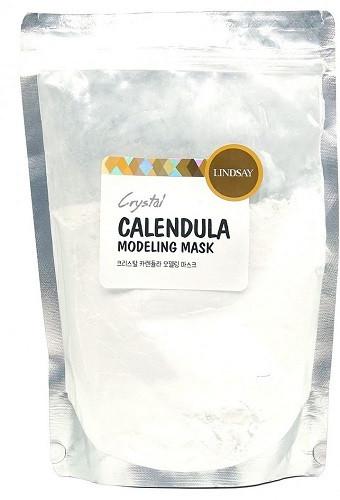 Альгинатная маска премиум класса с календулой Lindsay Premium Calendula Modeling Mask