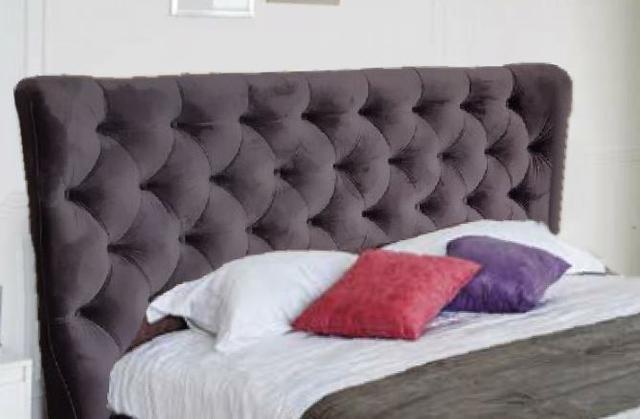 Кровать двуспальная ПурПур (Embawood) (3)