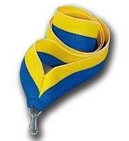 Национальная лента для медалей и бейджей