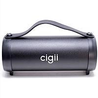 Портативная, Мощная, компактная  BLUETOOTH КОЛОНКА CIGII S33D. Лучшая Цена!