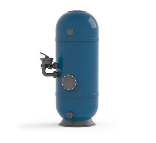 Фильтр для бассейна высокой засыпки Ariona pools BARENT 900 мм с боковым клапаном. Высота слоя 1
