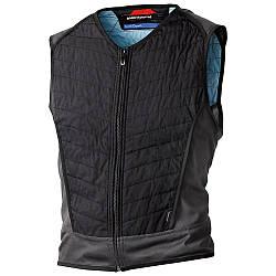 Оригинальный функциональный жилет унисекс BMW Motorrad Vest, Cool Down, Dark Grey, артикул 76238395330