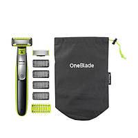 Триммер для бороды и усов Philips OneBlade QP2630/30, фото 2